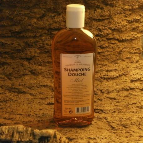 Shampoing au miel