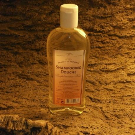 Shampoing pamplemousse-kiwi
